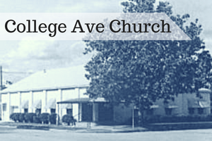 College Avenue Church