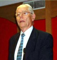 Pastor R. B. Shiflet